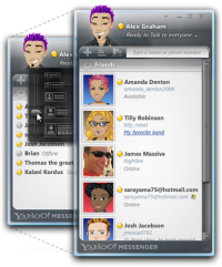 Yahoo messenger vista preview