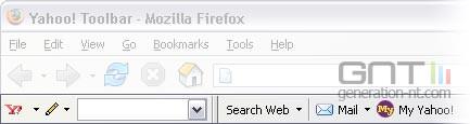 Yahoo toolbar firefox