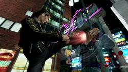 Yakuza PSP - 1