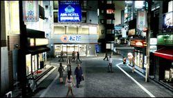 Yakuza PSP - 7