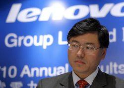 Yang Yuanqing Lenovo