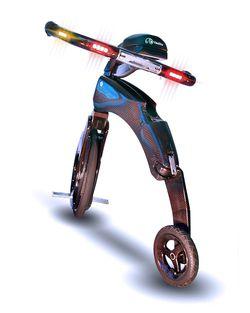 Yike Bike - 2
