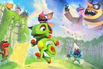 Yooka-Laylee : vidéo des personnages, incluant Shovel Knight