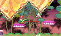 Yoshi Island 3DS - 3