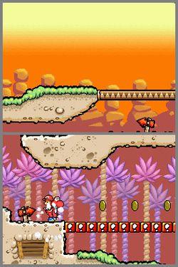 Yoshi\\\'s Island DS 1