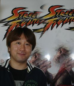 Yoshinori Ono   producteur SF4