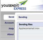 youSENDit Express : envoyer ses fichiers en express !