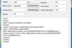 Youtube Embeded Code : générer le code HTML des vidéos Youtube sur un site