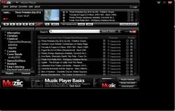 Youtube Music Player screen 2