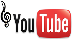 YouTube-musique