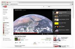 Youtube-newlook