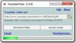 YoutubeFisher screen2
