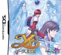 Ys II DS   pochette