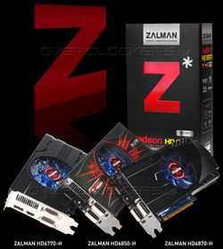 Zalman Radeon HD 2