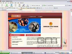 Zcodec screenshot small