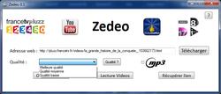 Zedeo - PluzzDL