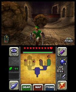 Zelda Ocarina of Time 3D (1)