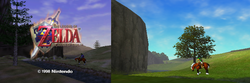 Zelda Ocarina of Time 3D - 22