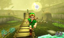 Zelda Ocarina of Time 3D - 3