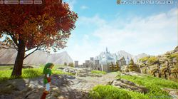 Zelda Ocarina of Time - Unreal Engine 4 - 5