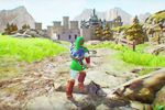 Zelda Ocarina of Time - Unreal Engine 4