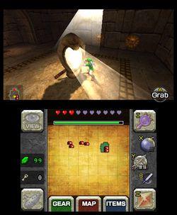 Zelda Ocarnia of Time 3D (3)