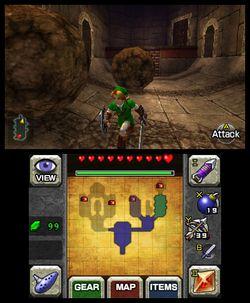 Zelda Ocarnia of Time 3D (4)