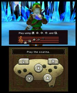 Zelda Ocarnia of Time 3D (5)