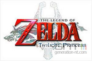 Zelda twilight princess logo