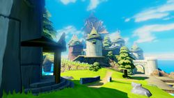 Zelda Wind Waker HD - 1