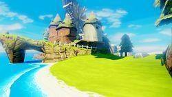 Zelda Wind Waker HD - 3