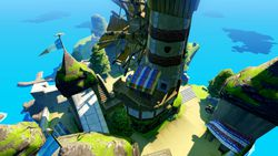 Zelda Wind Waker HD - 5