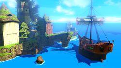 Zelda Wind Waker HD - 7