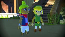 Zelda Wind Waker HD - 8
