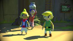 Zelda Wind Waker HD - 9