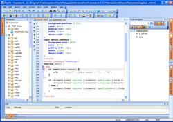 Zend Framework screen2