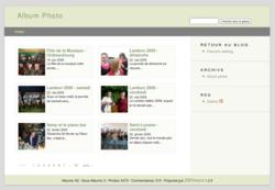 Zenphoto screen1