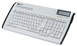 Zignum Slim Multimedia Keyboard