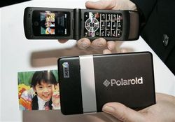 Zink Polaroid