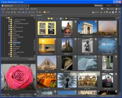 Zoner Photo Studio PRO screen 1
