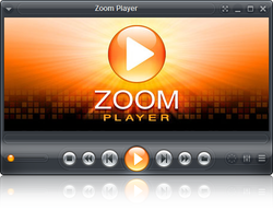Zoom Player Home Free screen1