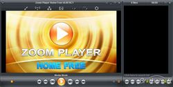 Zoom Player Home Free screen2.