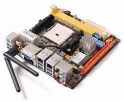 Zotac A75-ITX WiFi carte