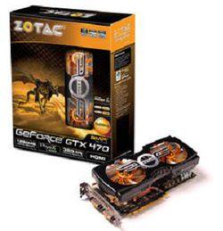 Zotac GeForce GTX 470 AMP