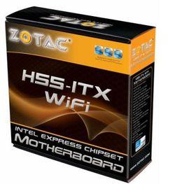 Zotac H55-ITX WiFi boîte
