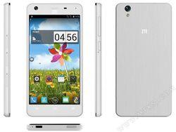 ZTE smartphone octocore