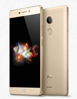 ZTE V3 gold