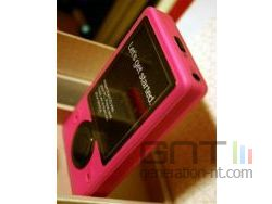 Zune rose small