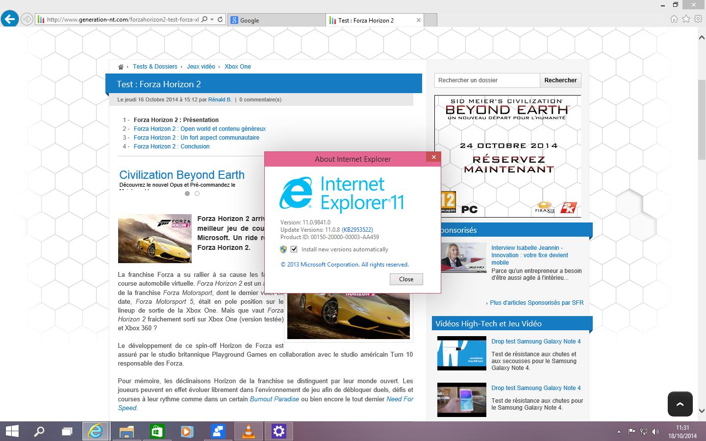 Paix à ton âme, vieux navigateur : Microsoft met fin à Internet Explorer