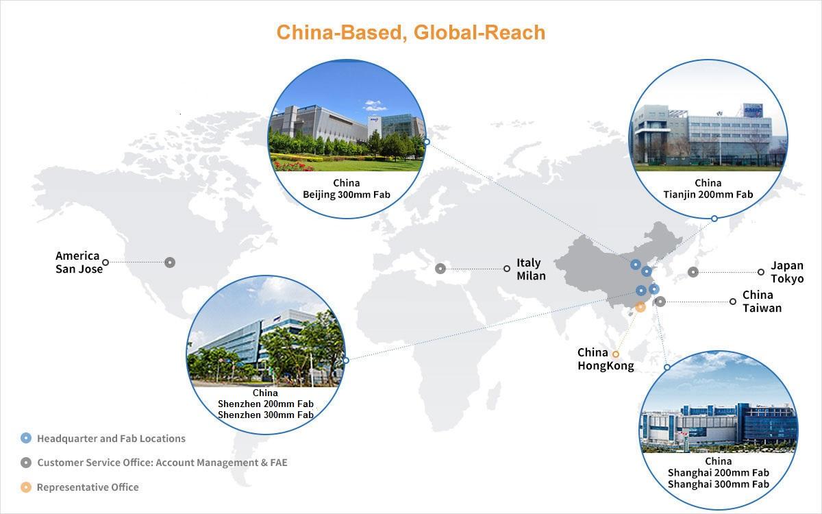 Washington limite les exportations vers le fabricant de puces chinois SMIC